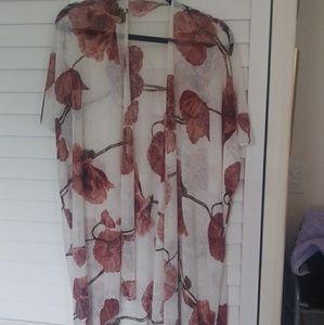 Wrap Style Kimono